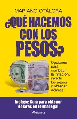Papel Que Hacemos Con Los Pesos?