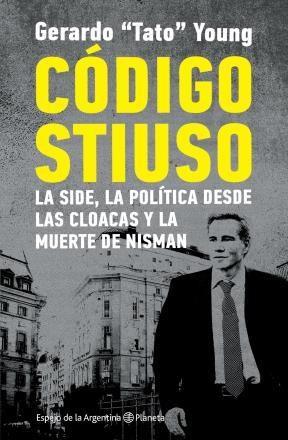 Papel Código Stiuso (Era Jaime, La Otra Argentina) Reed.