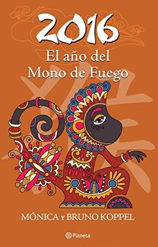 Papel 2016 El Año Del Mono De Fuego