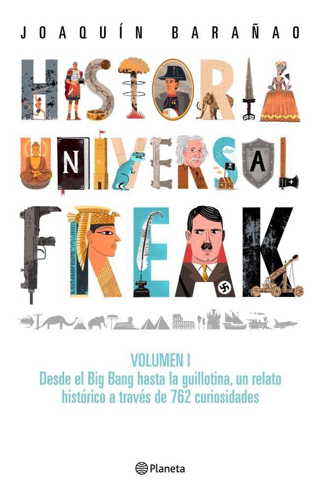 Papel Historia Universal Freak