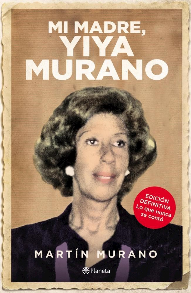 Papel Mi Madre, Yiya Murano- Ed. Definitiva