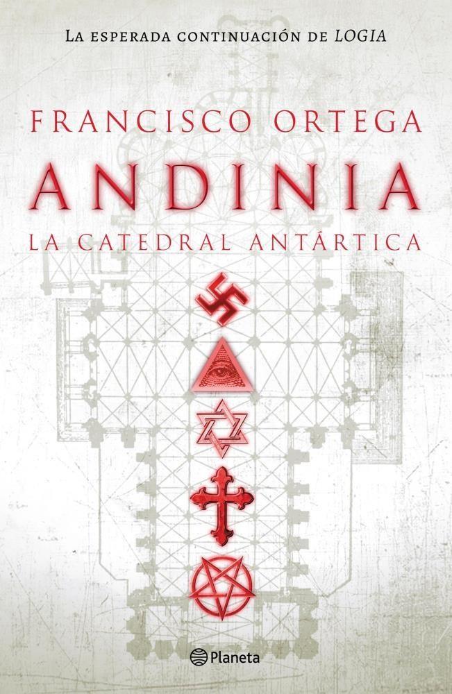 Papel Andinia La Catedral Antartica