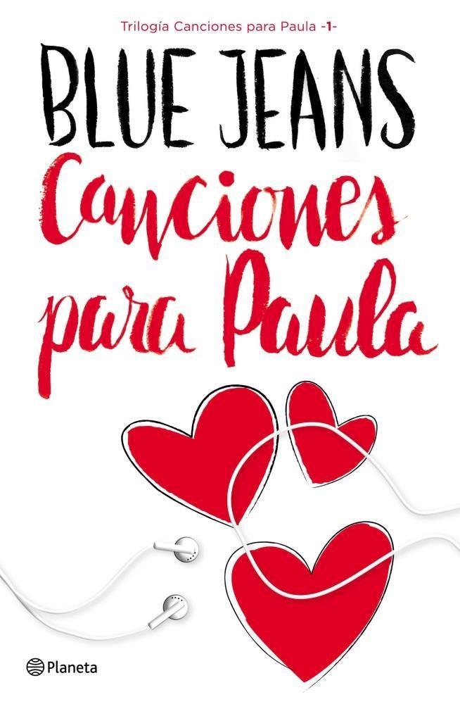 Papel Canciones Para Paula. Trilogia 1