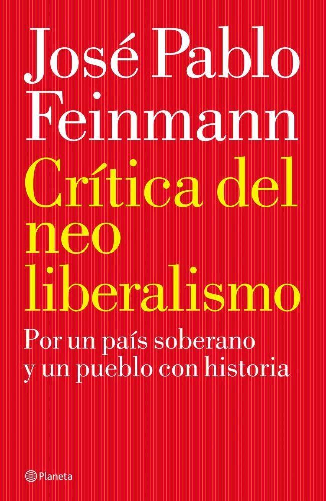 Papel Critica Del Neo Liberalismo