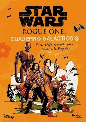 Papel Star Wars. Rogue One. Cuaderno Galactico