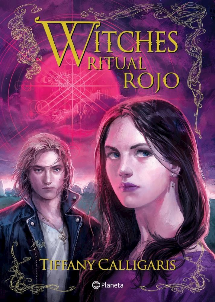 Papel Witches 4. Ritual Rojo