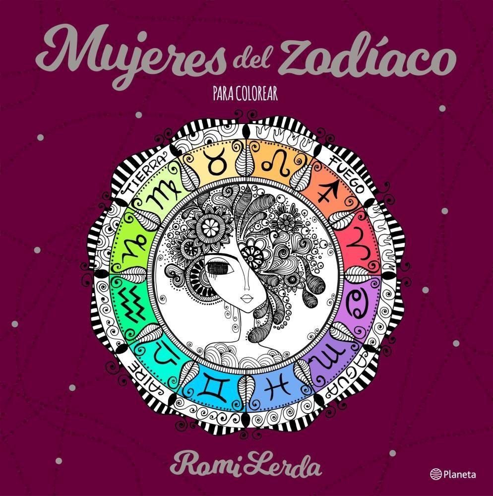 Papel Mujeres Del Zodiaco