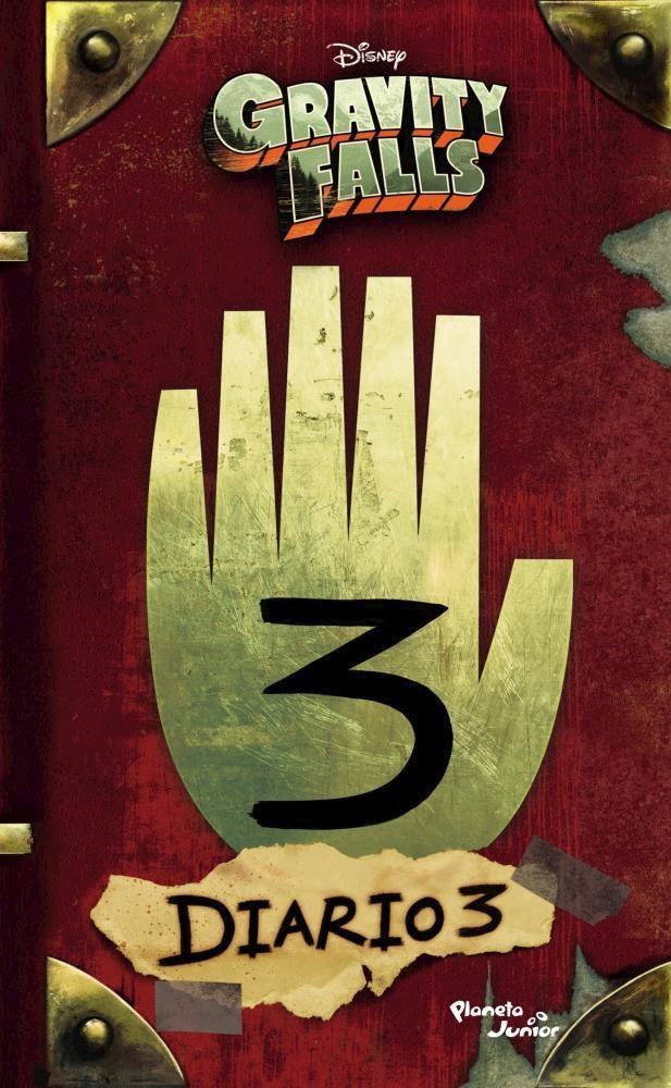 Papel Gravity Falls Diarios 3