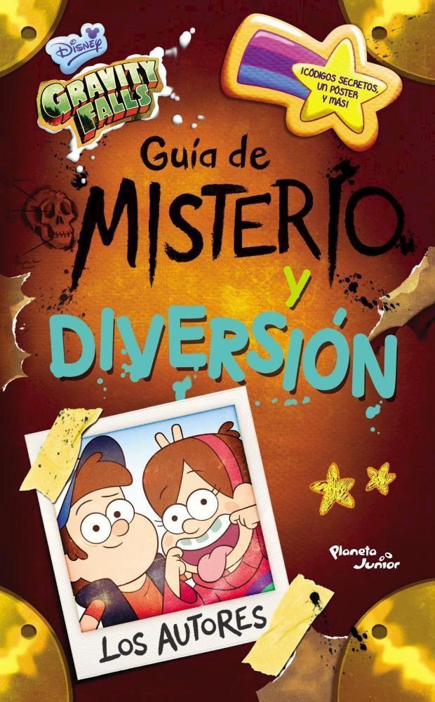 Papel Gravity Falls. Guia De Misterio Y Diversion
