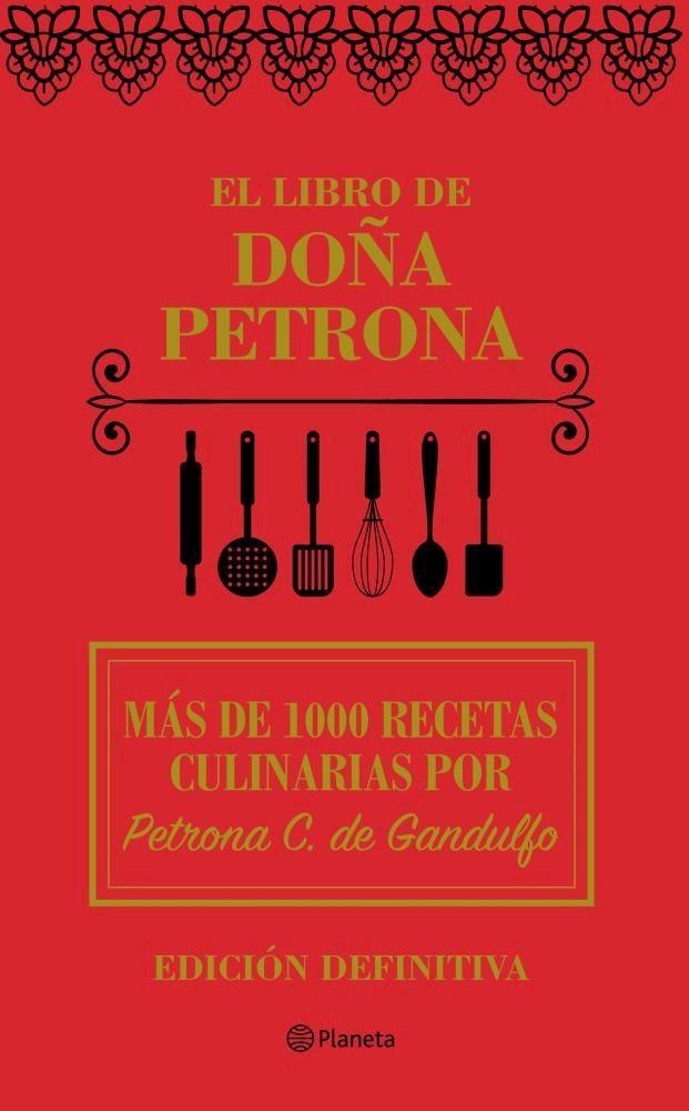 Papel Libro De Doña Petrona, El