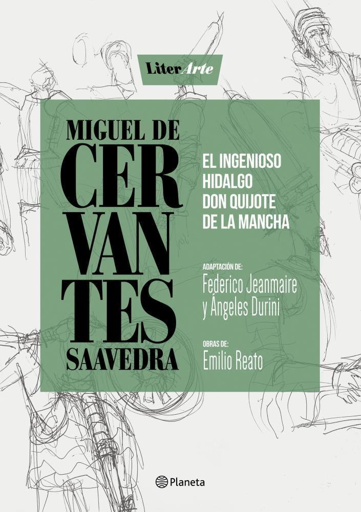 Papel Ingenioso Hidalgo Don Quijote De La Mancha, El