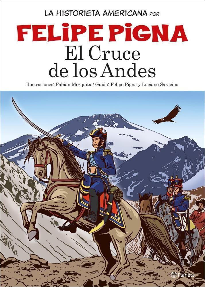 Papel Cruce De Los Andes , El