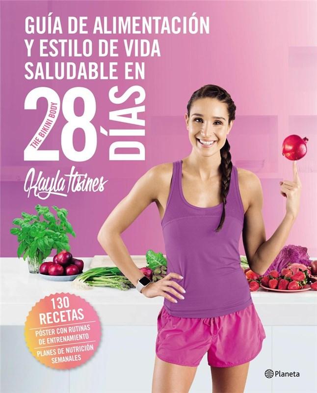 Papel Guia De Alimentacion Y Estilo De Vida Saludable En 28 Dias