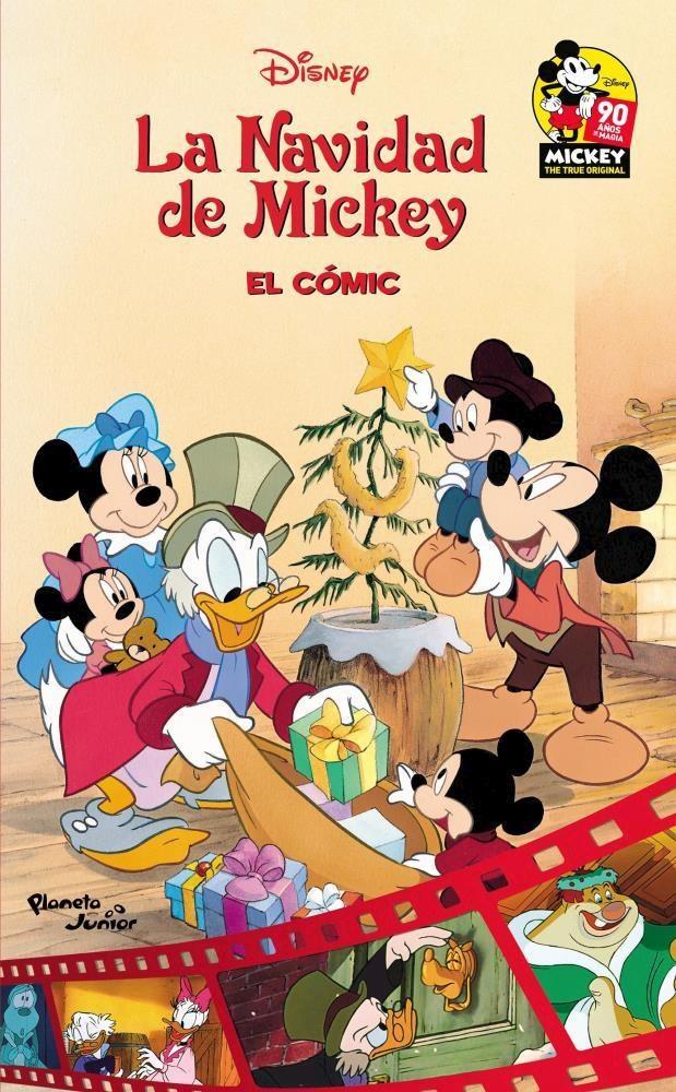 Papel Navidad De Mickey. Comic, La