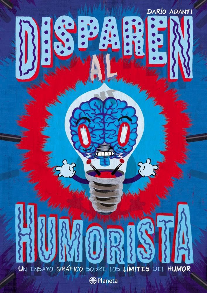 Papel Disparen Al Humorista