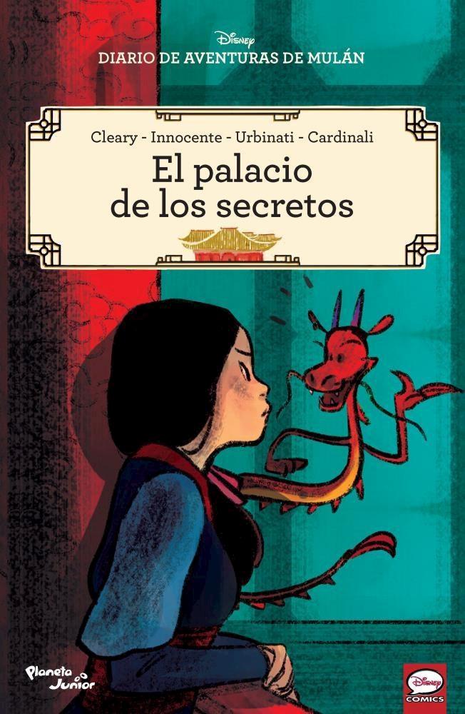 Papel Diario De Aventuras De Mulan. El Palacio De Los Secretos