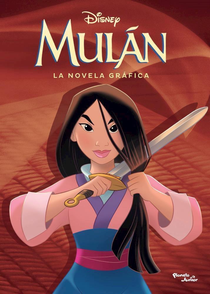 Papel Mulan. La Novela Grafica