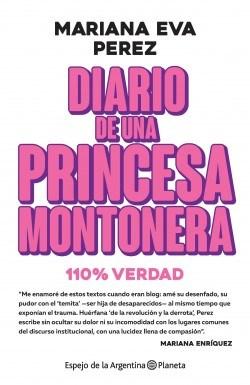 Papel Diario De Una Princesa Montonera