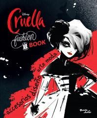 Papel Cruella. Fashion Book