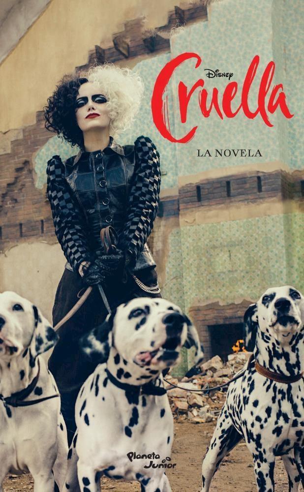 Papel Cruella. La Novela