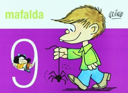 Papel Mafalda 9 Nueva Edicion