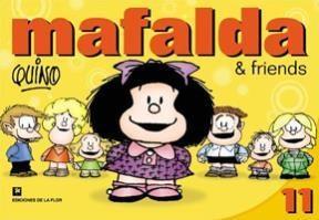 Papel Mafalda & Friends 11