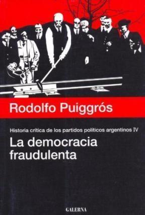 Papel La Democracia Fraudulenta Nueva Edicion