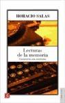 Papel Lecturas De La Memoria