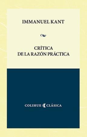 Papel Crítica De La Razón Práctica