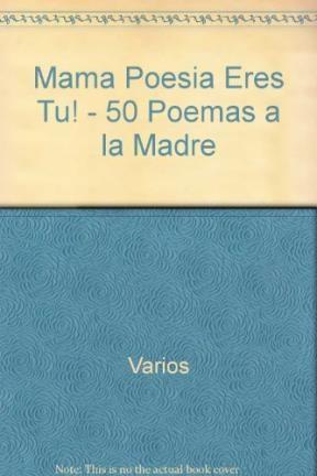Papel Mama Poesia Eres Tu