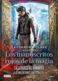 Papel Cazadores De Sombras. Los Manuscritos Rojos De La