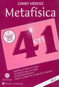Papel Metafisica 4 En 1 Vol I Edicion Nacional