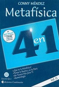 Papel Metafisica 4 En 1 Vol Ii Edicion Nacional