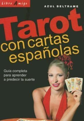 Papel Tarot Con Cartas Españolas