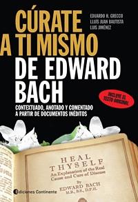 Papel Curate A Ti Mismo De Edward Bach