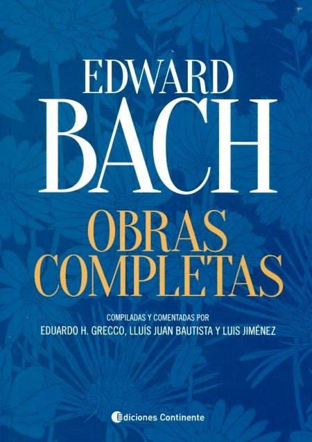Papel Edward Bach Obras Completas