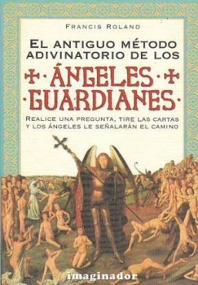 Papel Antiguo Metodo Adivinatorio De Los Angeles Guardianes
