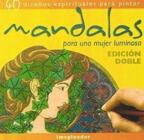 Papel Mandalas Para Una Mujer Luminosa Ed. Doble