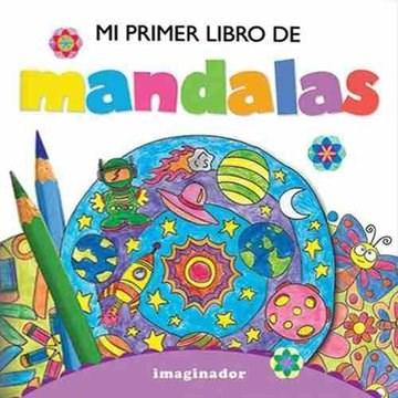 Papel Mi Primer Libro De Mandalas