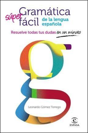 Papel Gramatica Super Facil De La Lengua Espa?Ola