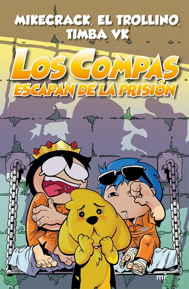 Papel Compas Escapan De La Prision , Los