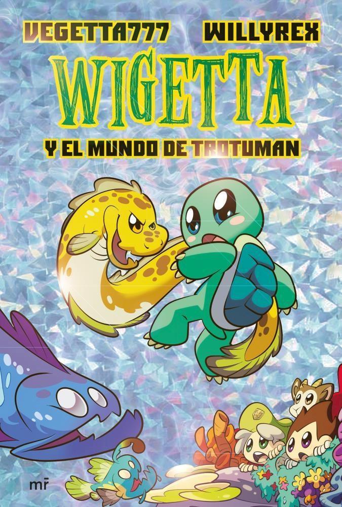 Papel Wigetta Y El Mundo De Trotuman Td