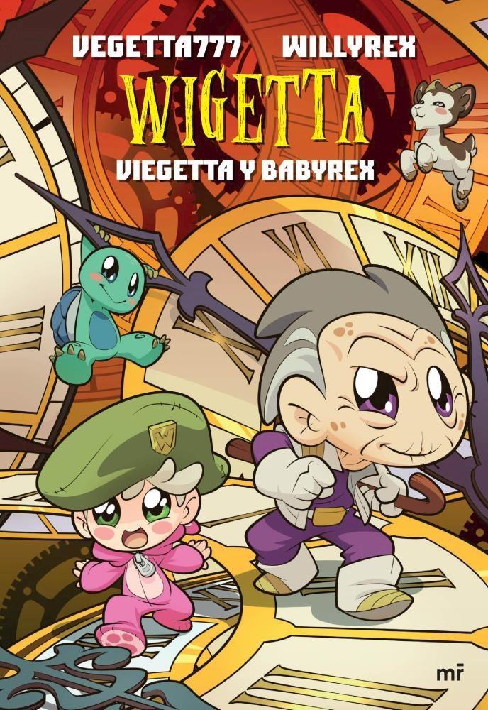Papel Wigetta  Viegetta Y Babyrex Td