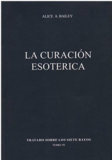 Papel Curacion Esoterica Tomo Iv Siete Rayos