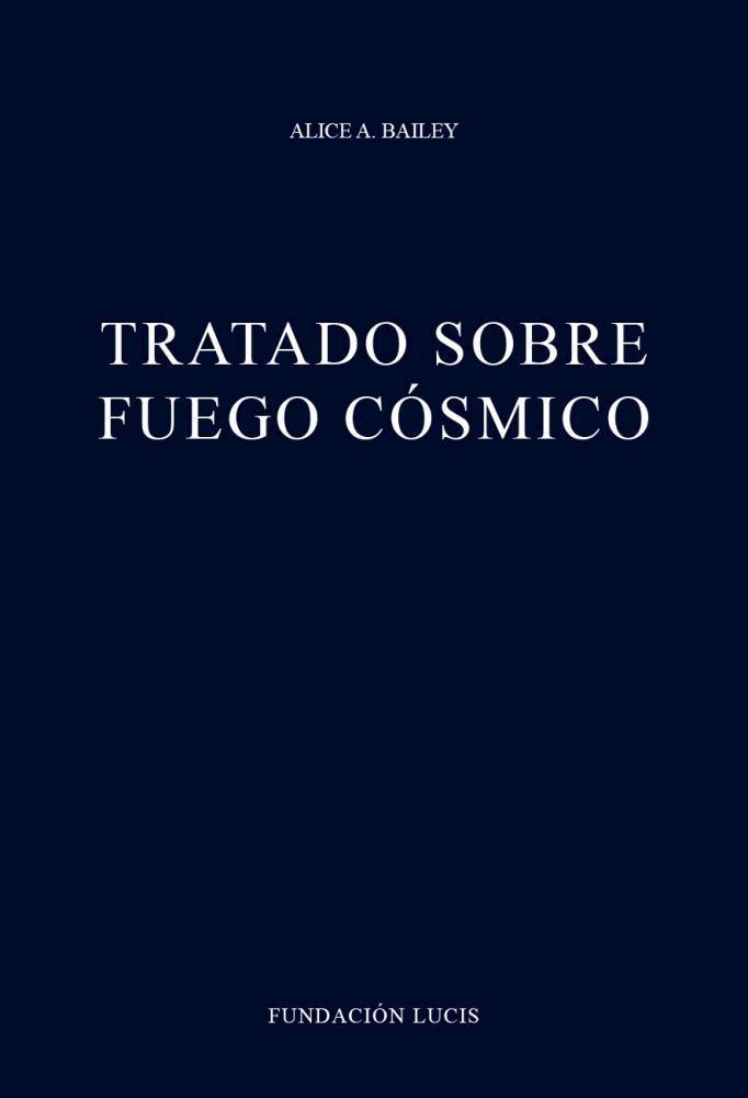 Papel Tratado Sobre Fuego Cosmico