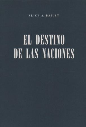 Papel Destino De Las Naciones, El