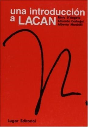 Papel Una Introduccion A Lacan