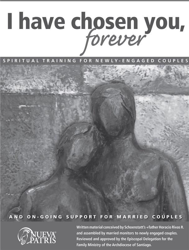 E-book I Have Chosen You, Forever