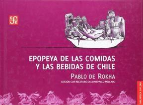 Papel Epopeya De Las Comidas Y Las Bebidas De Chile (Td)