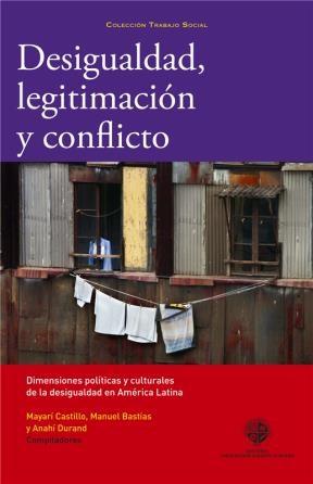 E-book Desigualdad, Legitimación Y Conflicto
